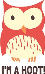 Hoot Owl Print Art
