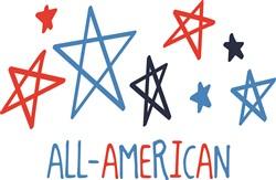 All American Print Art
