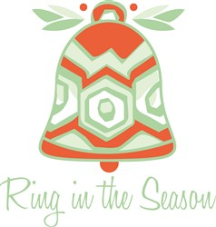 Ring In The Season Print Art
