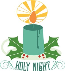 Holy Night Print Art