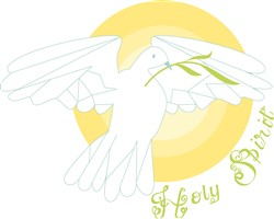 Holy Spirit Print Art