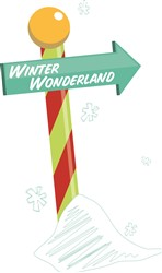 Winter Wonderland Print Art