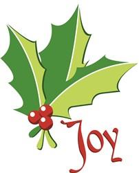 Joy Holly Print Art