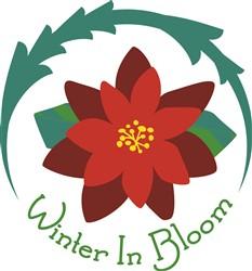 Winter in Bloom Print Art