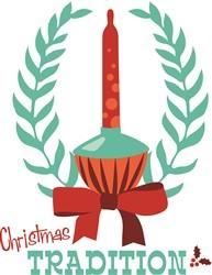 Christmas Tradition Print Art