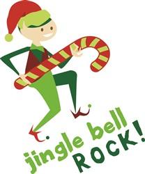 Jingle Bell Rock Print Art