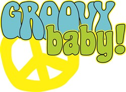 Groovy Baby Print Art