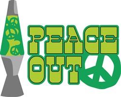 Peace Out   Print Art