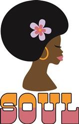 Soul Woman  Print Art