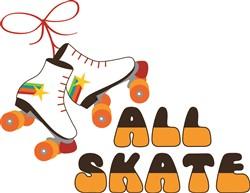 All Skate Print Art