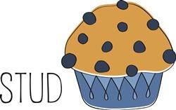 Stud Muffin Print Art
