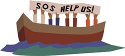 SOS Help Us Print Art