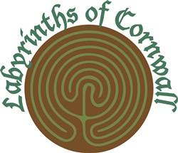Labyrinths Of Cornwall Print Art