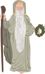 Druid Priest Print Art