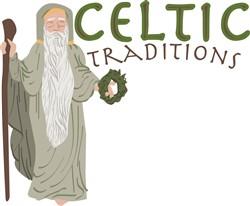 Celtic Traditions Print Art