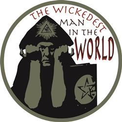 Wickedest Man Print Art