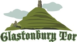 Glastonbury Tor Print Art