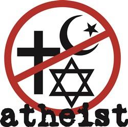 Atheist Print Art