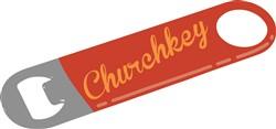 Church Key Print Art
