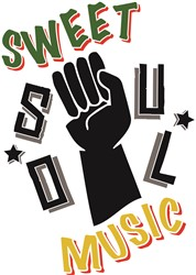 Sweet Soul Music Print Art