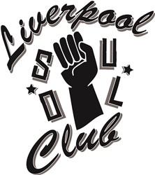 Liverpool Soul Club Print Art