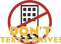 Dont Text & Drive Print Art