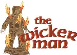The Wicker Man Print Art