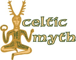 Celtic Myth Print Art