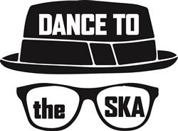 Dance To SKA Print Art
