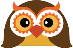 Owl Pocket Topper Print Art