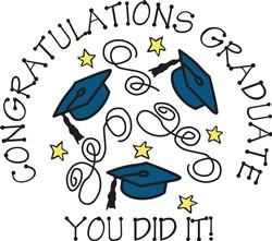 Congratulations Graduate Print Art