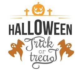 Halloween Ghosts Print Art