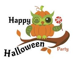 Halloween Party Print Art