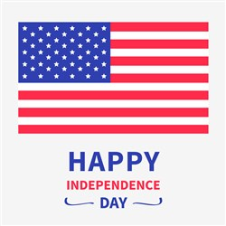 Independence Day Print Art