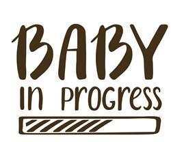Baby In Progress Print Art