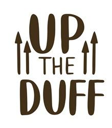 Up The Duff Print Art