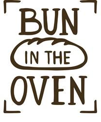 Bun In The Oven Print Art