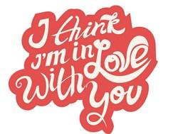 In Love Print Art