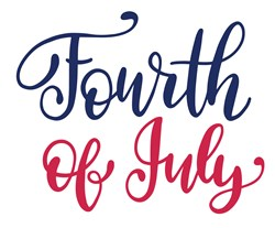 Fourth Of July Print Art
