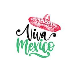 Viva Mexico Print Art