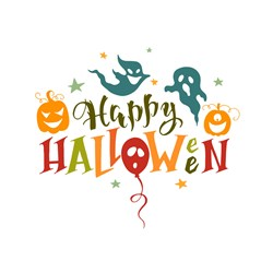 Happy Halloween Print Art
