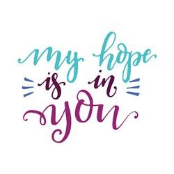 Hope In You Print Art