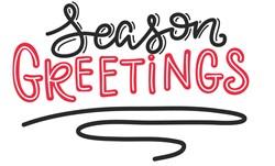 Season Greetings Print Art