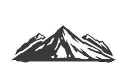 Mountain Print Art