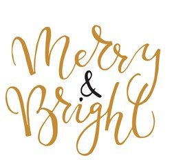 Merry & Bright Print Art