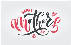Happy Mothers Day Print Art