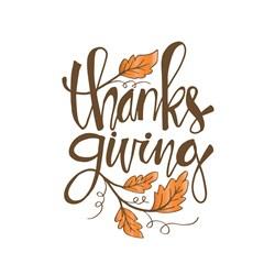 Thanksgiving Print Art