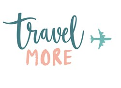 Travel More Print Art