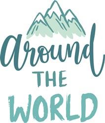 Around The World Print Art