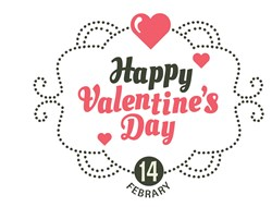 Valentines Day Print Art